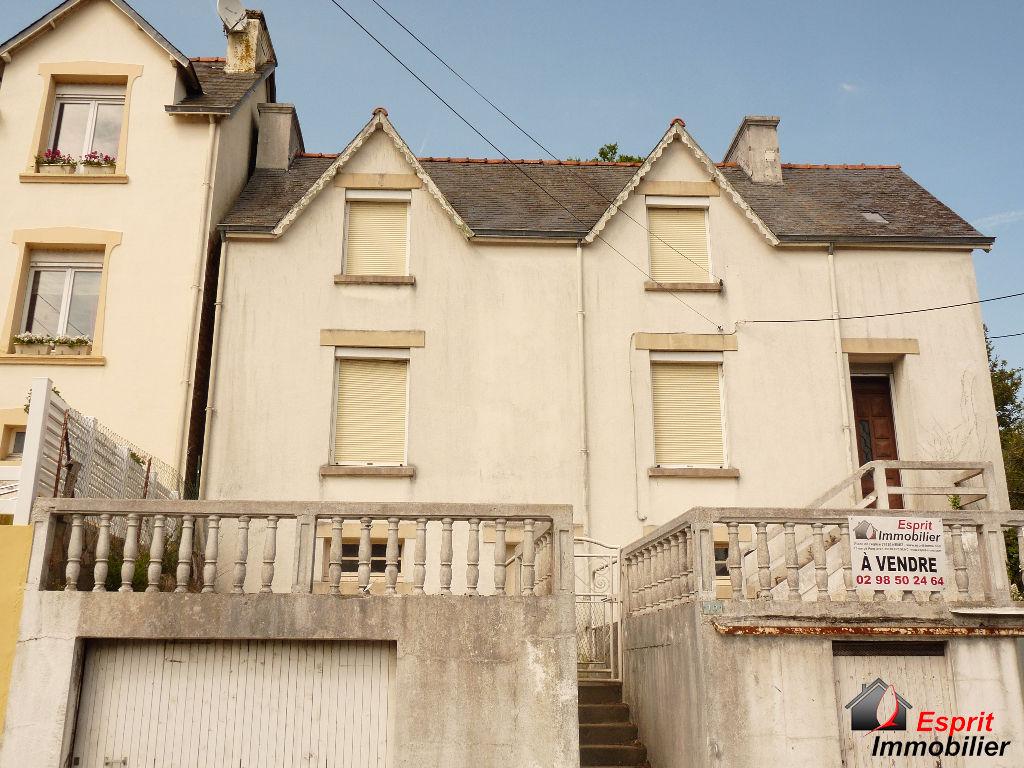 Maison Pont Aven 5 pi�ce(s) 99 m2 85600�