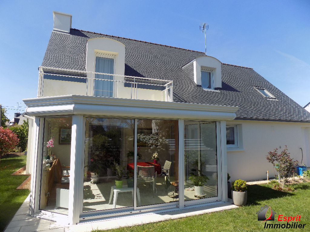 Trégunc :  maison Tregunc de 2008, 400m de la plage, 4 chambres 308000€
