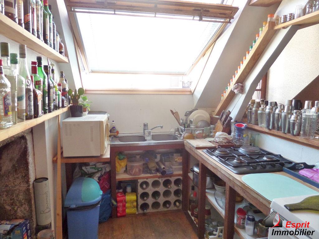Appartement T2 Concarneau  39 m2 + combles aménageables