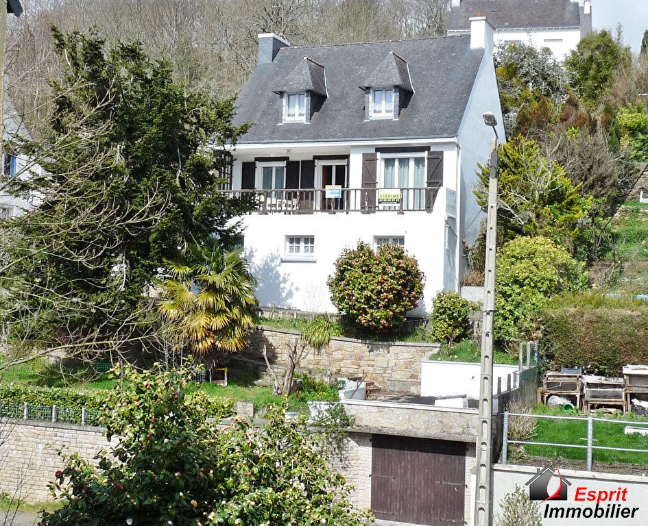 Maison à Pont Aven, commerces à pied 179000€