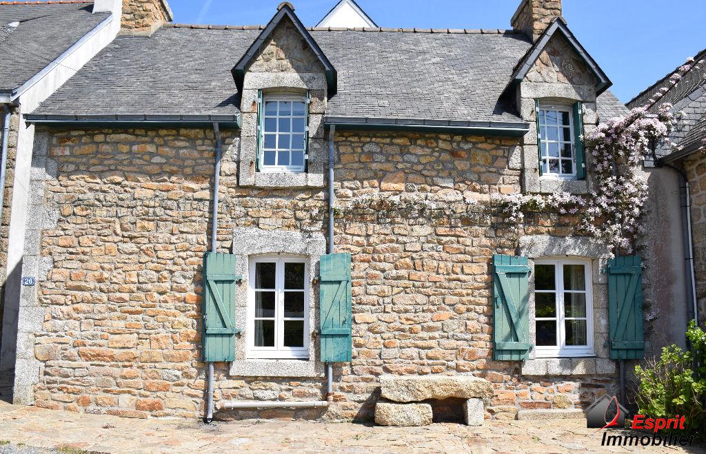 Nevez, maison en pierre, 4chambres, proche sentiers 225000€