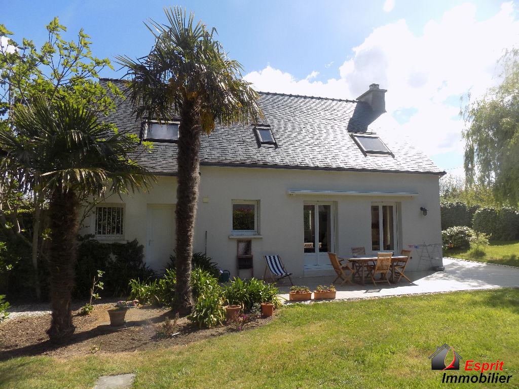 Exclusivité : Finistère sud, Trégunc, Maison 3 chambres non loin des plages