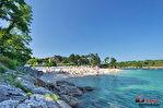 EXCLUSIVITE: Port Manech, port et plage à pieds
