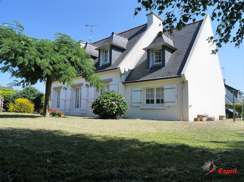 Trégunc, maison 4 chambres, non loin du bourg 220000€