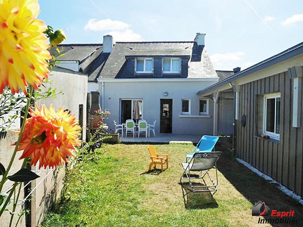 Maison Trégunc, 3 chambres, proche Concarneau. 198550€
