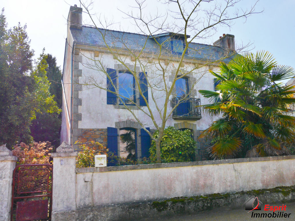 Maison de charme Nevez - proche de toutes les commodités! 295000€
