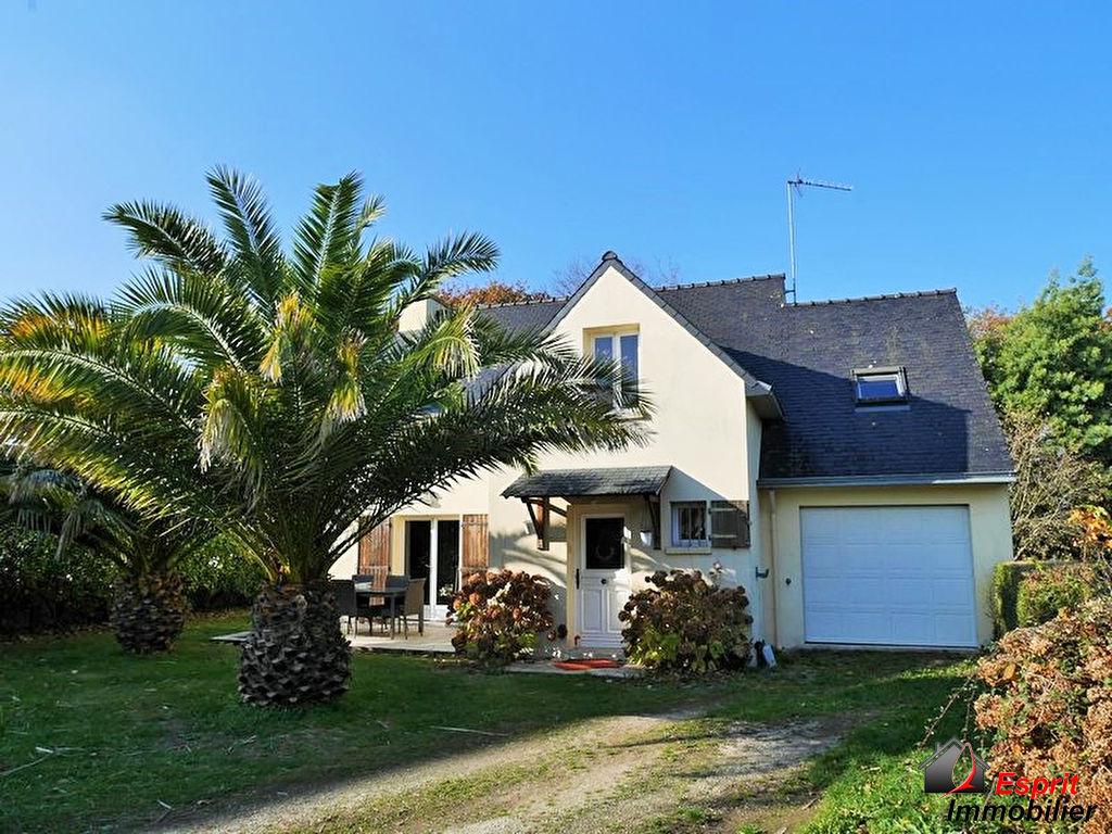 Trégunc, maison de 2002, 3 chambres, entre bourg et mer 260000€