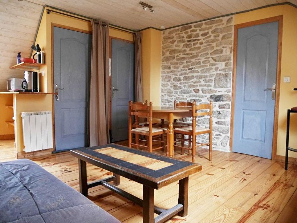 Exclusivité ; Concarneau, appartement de type T2 situé au centre-ville 58850€
