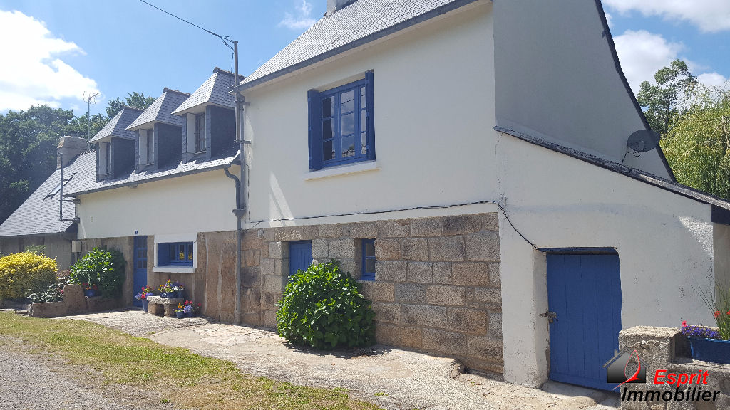 Maison Pont-aven, à 7min des plages 179000€