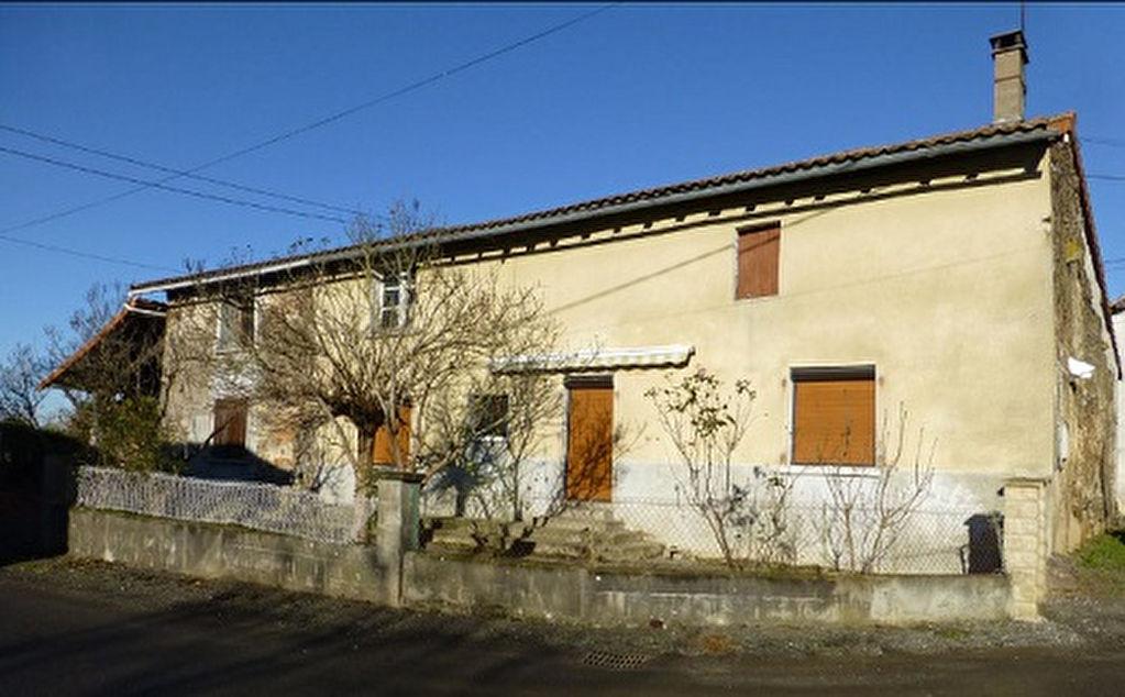 Maison de Campagne Indépendante115m²~hab au RDC +Grenier amén.; 3 Préaux; Jardin