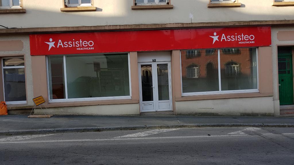 Vends Local commercial  126 m2 Brest Lambezellec
