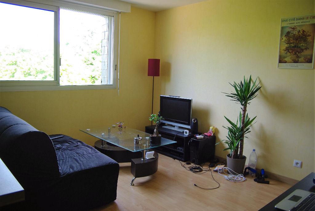 Vente Appartement, 1 chambre, quartier Beaulieu - Achat Immobilier Rennes