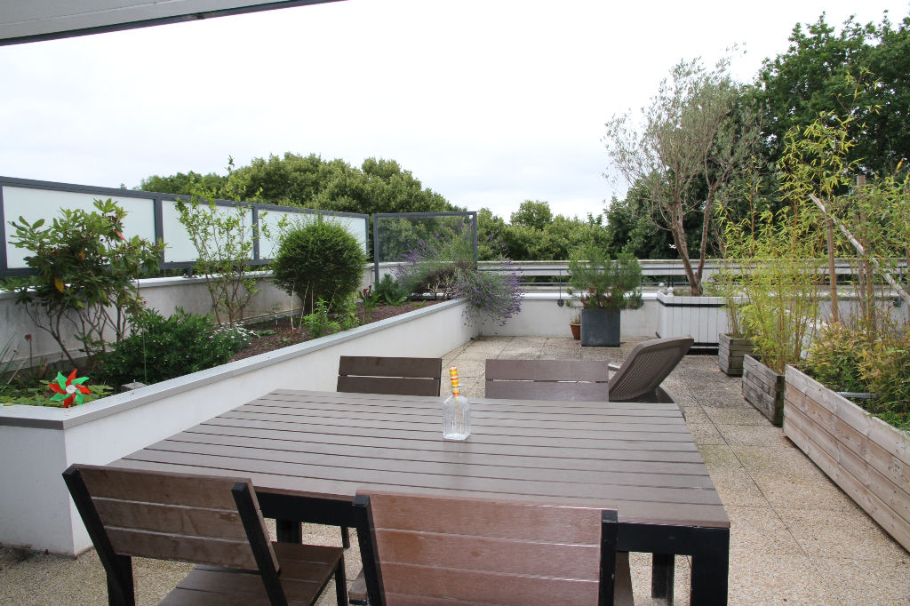 Vente Appartement, 3 chambres, quartier Thabor - Achat Immobilier Rennes