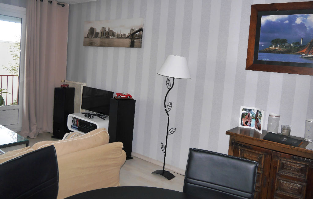 Vente Appartement, 2 chambres, quartier Brequigny - Achat Immobilier Rennes