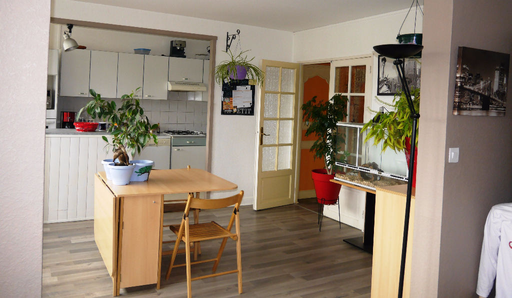 Vente Appartement, 3 chambres, quartier Brequigny - Achat Immobilier Rennes