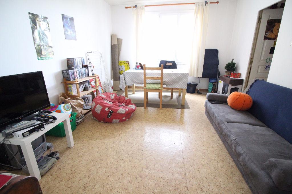 Vente appartement 3 chambres - vente immobilier Rennes Jeanne D'arc