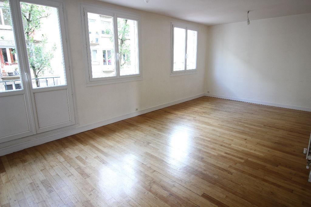 Appartement Rennes 4 pièce(s) 61.28 m2
