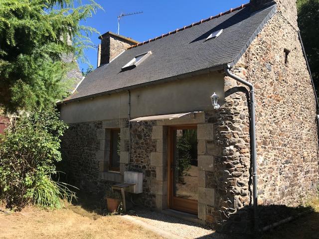 Maison en pierre Tregomeur 56 m2