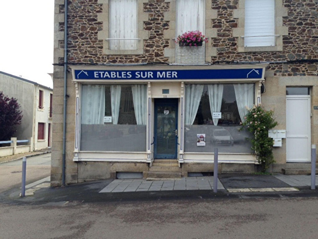 Local commercial Etables Sur Mer 59 m2