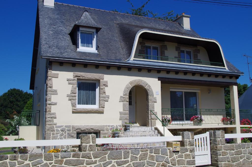 Maison à vendre SAINT-QUAY-PORTRIEUX : Possibilité deux chambres en rdc !