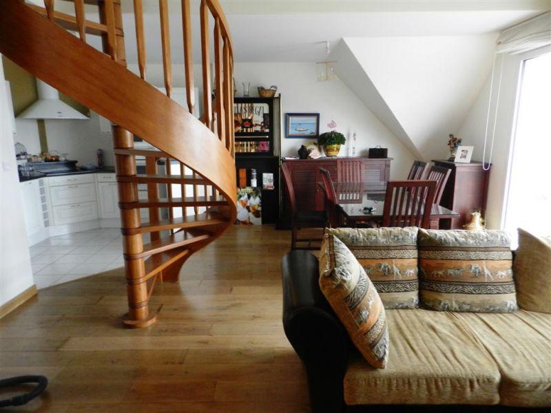 St Quay Px, spacieux appartement avec balcon
