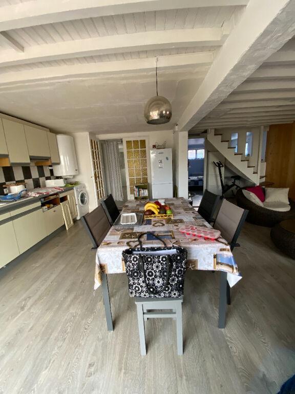 LOCATION SAISONNIERE : Maison en rez de chaussée - 2 chambres, belle terrasse, accès jardin