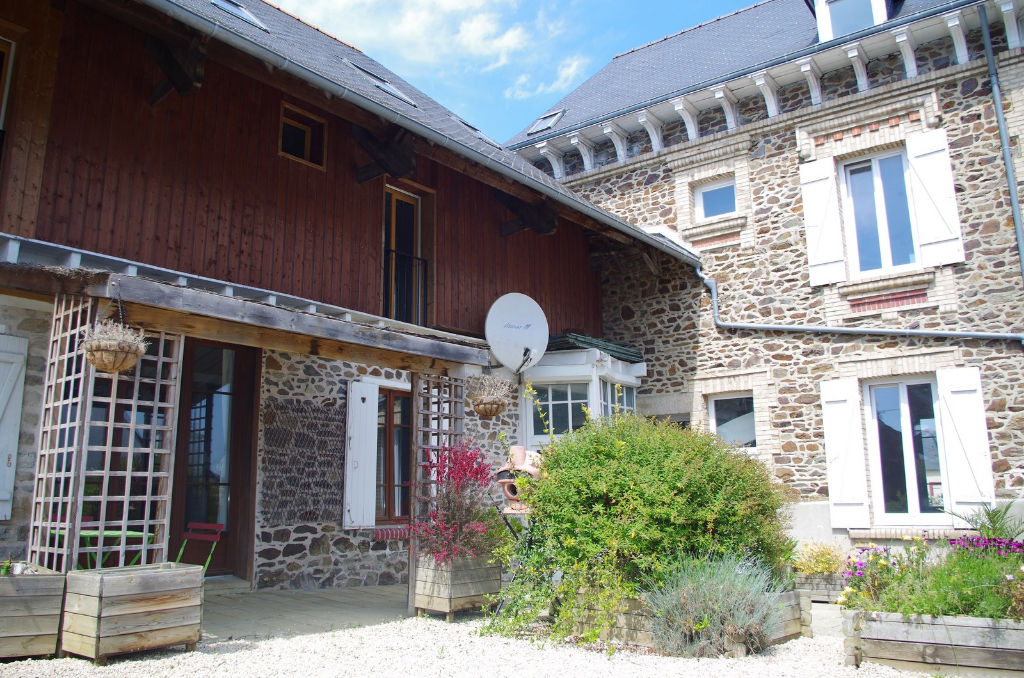 Saint Quay Portrieux, Maison de Maître proche port!