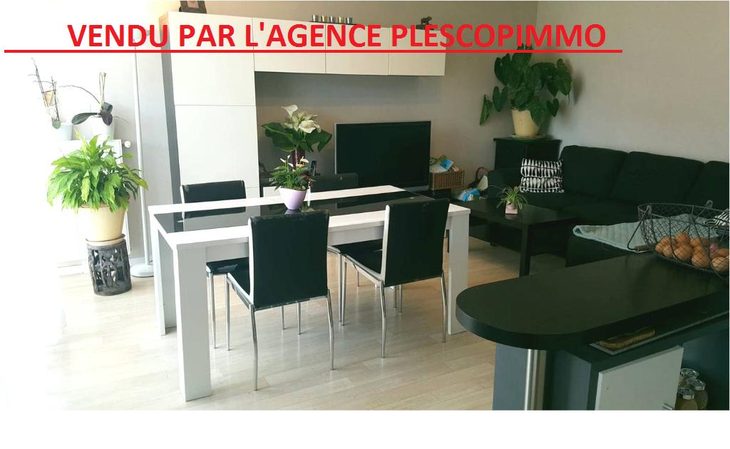 Bel appartement T3 de 61m² idéalement situé