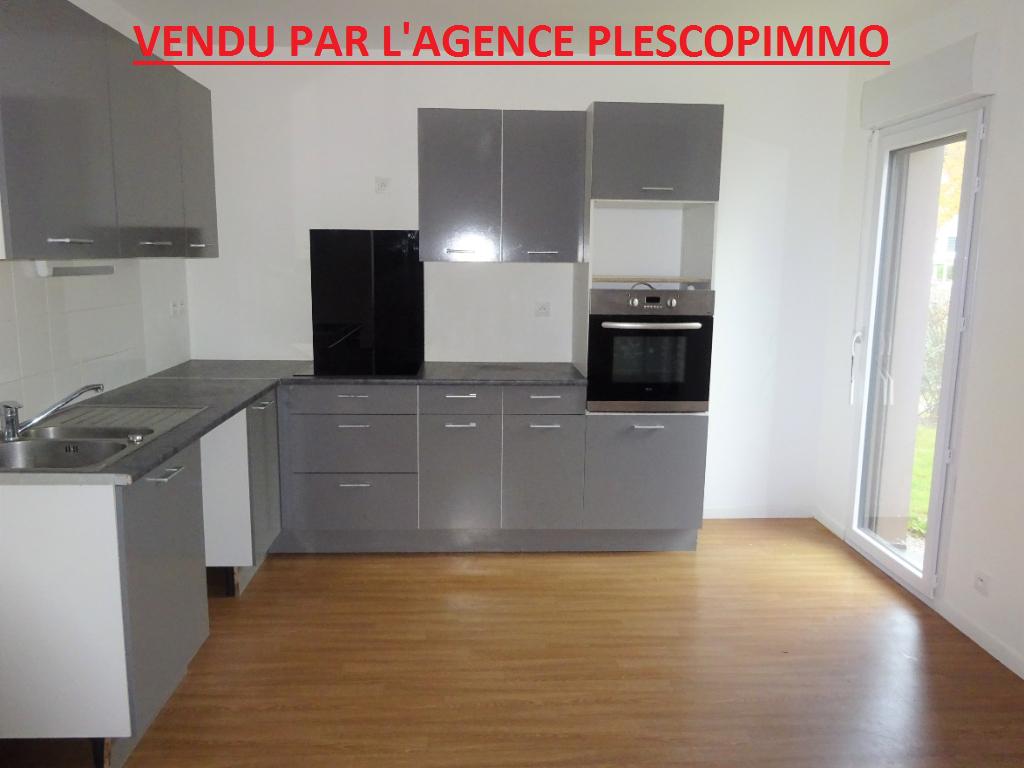 Appartement  3 pièce(s) 60.20 m2