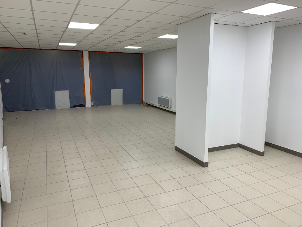 Local commercial Languidic 120 m2