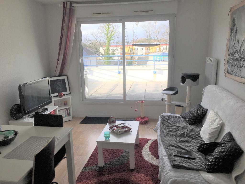 T2  meublé en résidence de tourisme aux portes de Vannes et du Golf