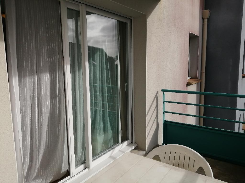 Appartement Plescop 1 pièce(s) 20.55 m2