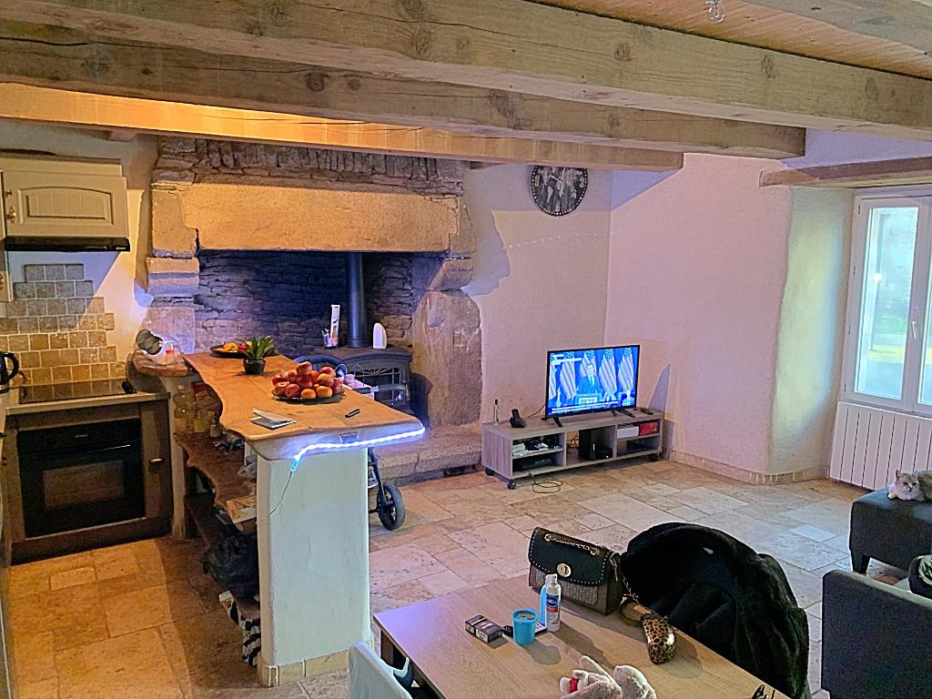 Maison Languidic 4 pièces 80 m2