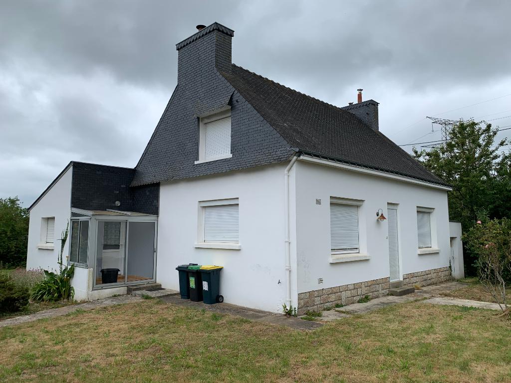 Maison proche du centre de Languidic