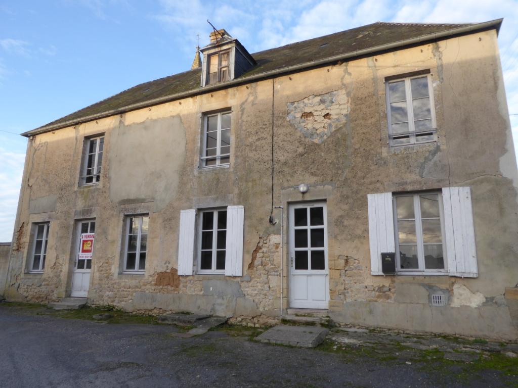 Maison Bricqueville 4 pièce(s) 75 m2