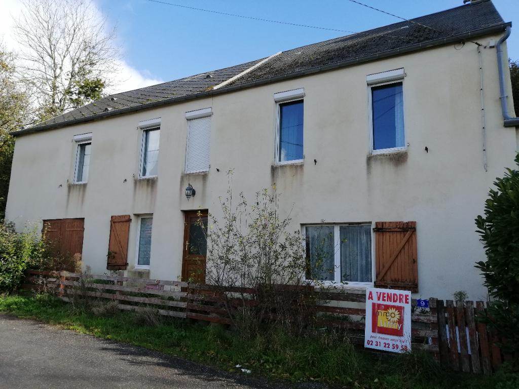 Maison Le Molay Littry 4 pièce(s) 100 m2