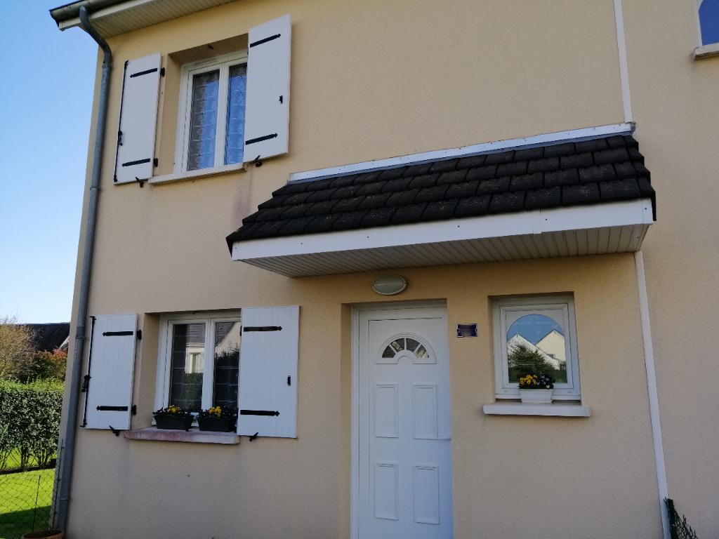 Maison Le Breuil En Bessin 3 pièce(s) 66 m2