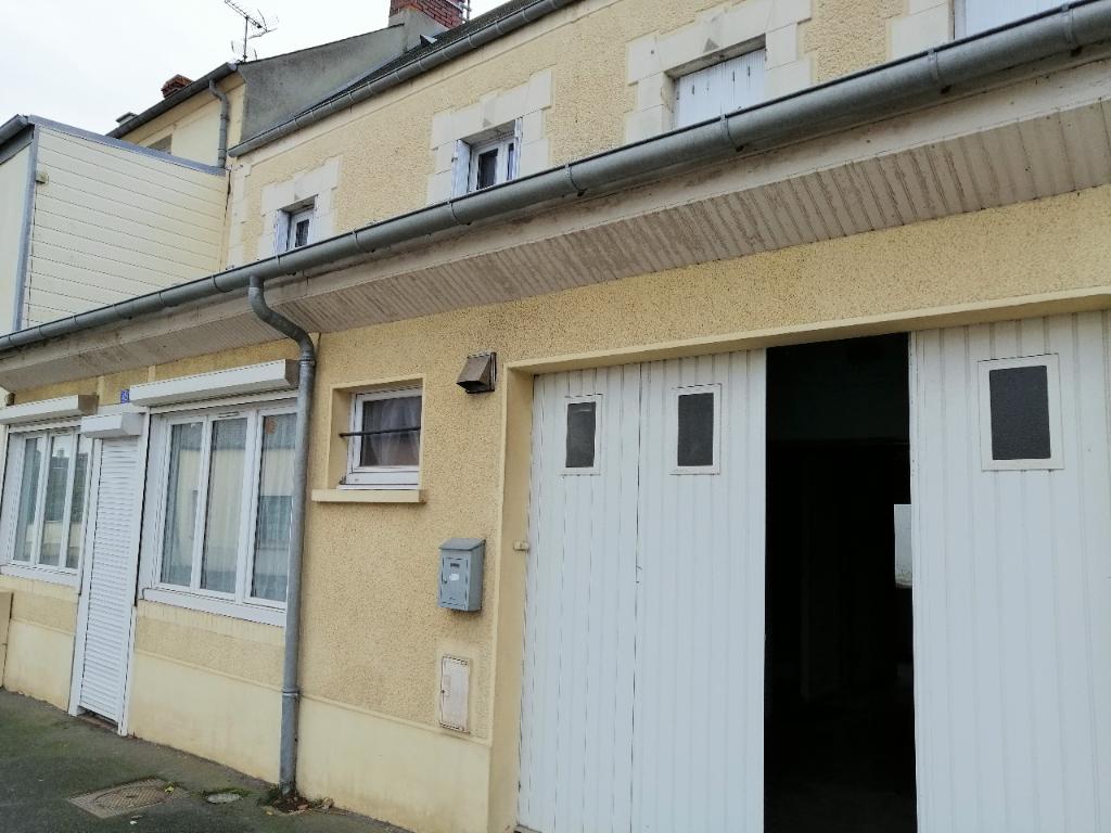 Maison Le Molay Littry 3 pièce(s) 72 m2