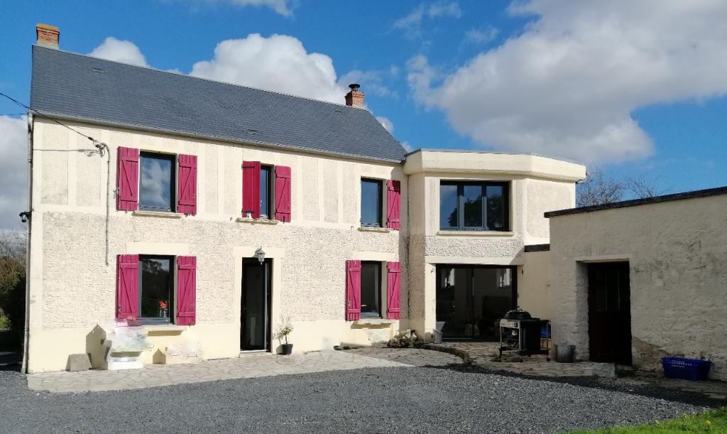 Axe Bayeux / Le Molay Littry : belle maison au calme