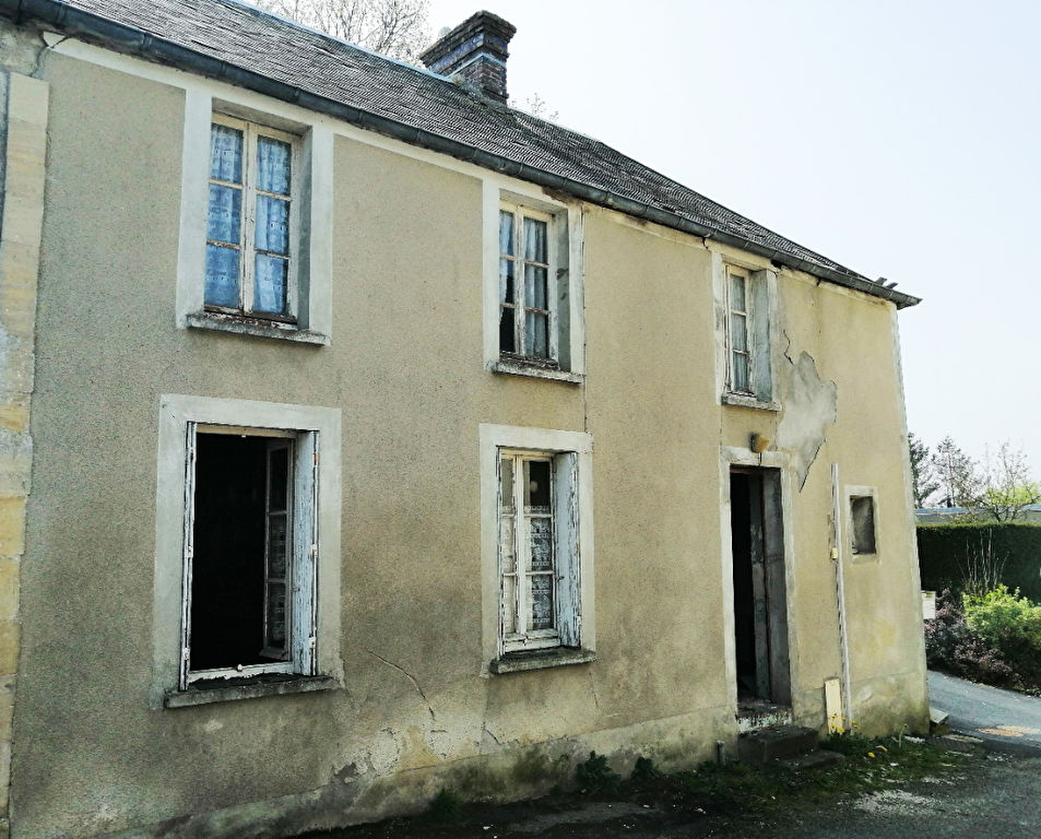 Maison à rénover Bernesq 3 pièce(s) 70 m2
