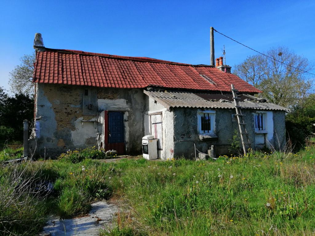Maison a rénover Le Molay Littry 3 pièce(s) 70 m2