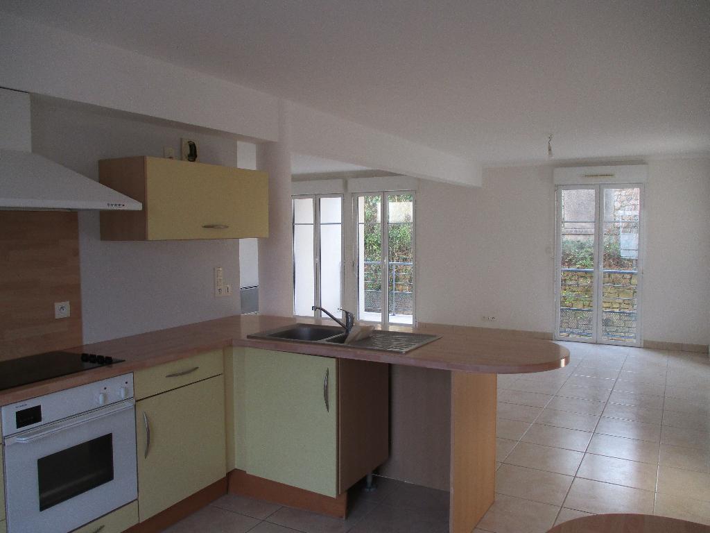 Appartement Saint Renan 4 pièce(s) 75.71 m2