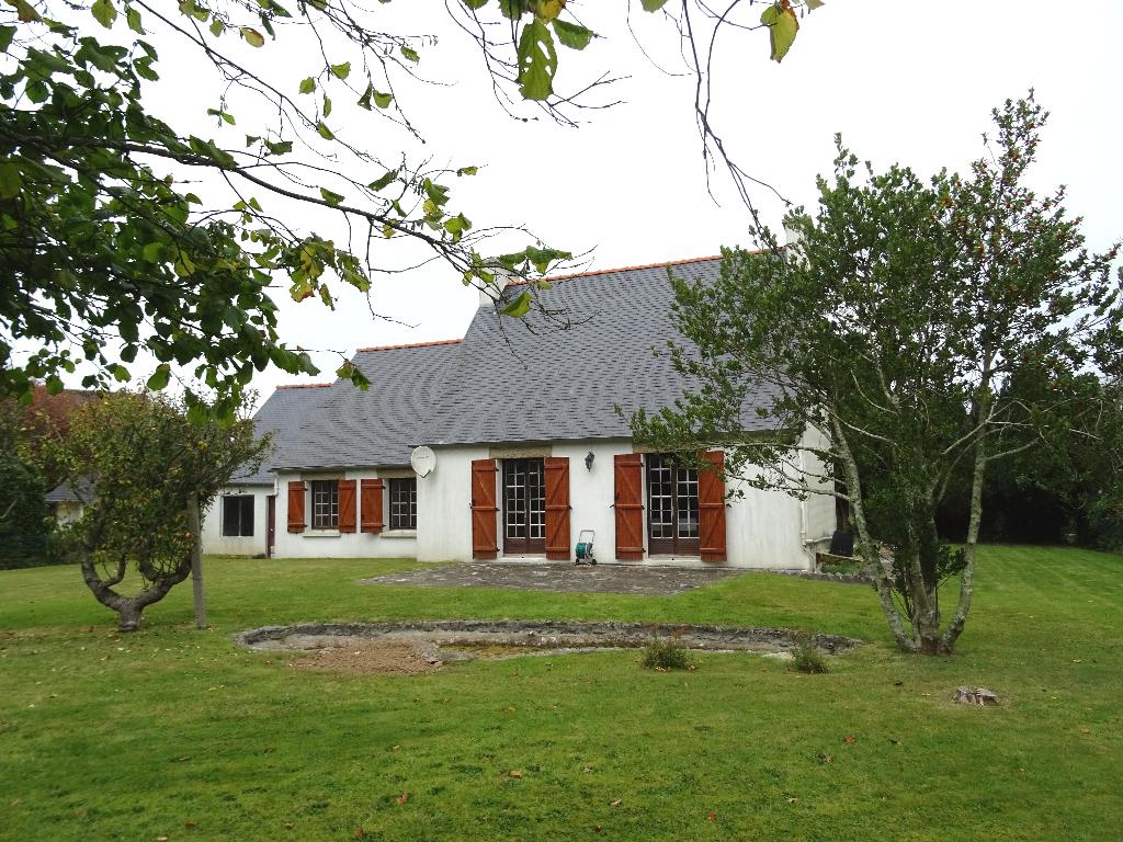 Maison Locmaria Plouzane 5 pièce(s) 100 m2