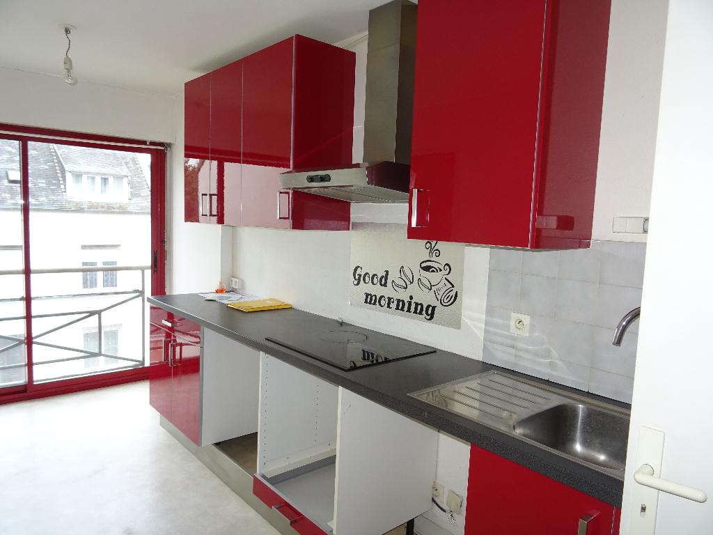 Appartement Saint-renan 3 pièce(s) 65.36 m2
