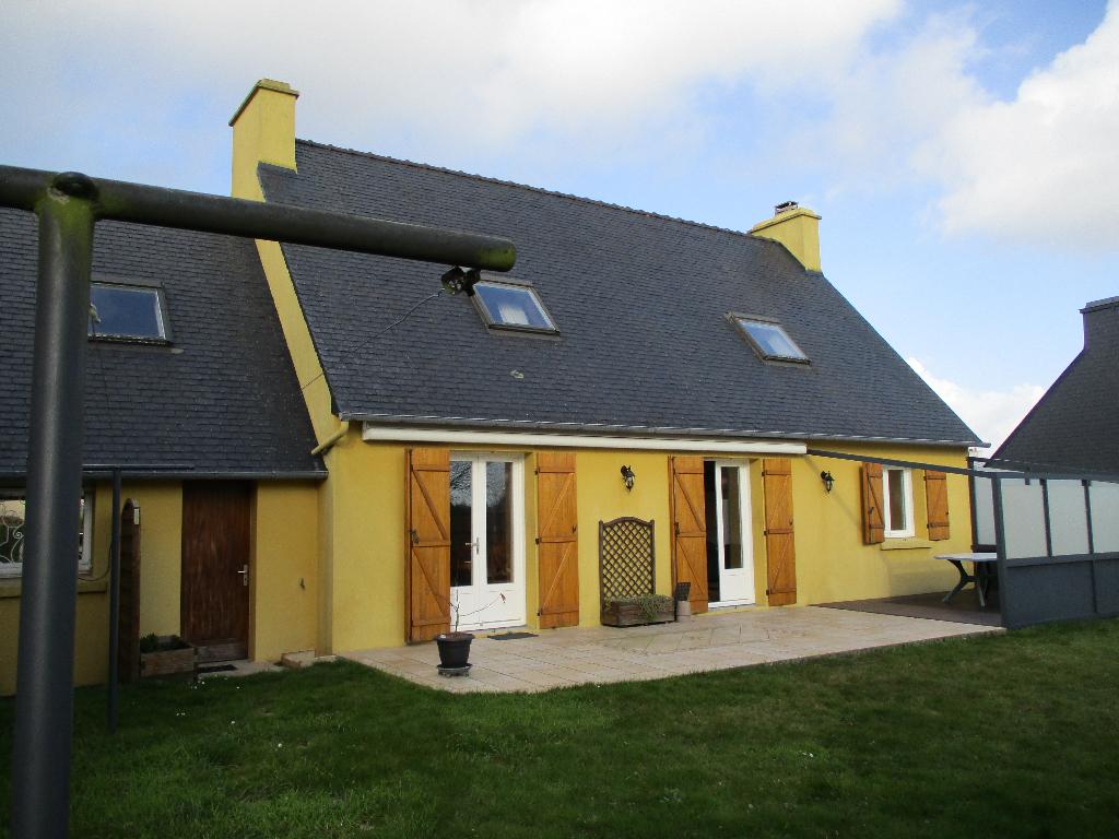Maison Saint Renan 7 pièces135 m2