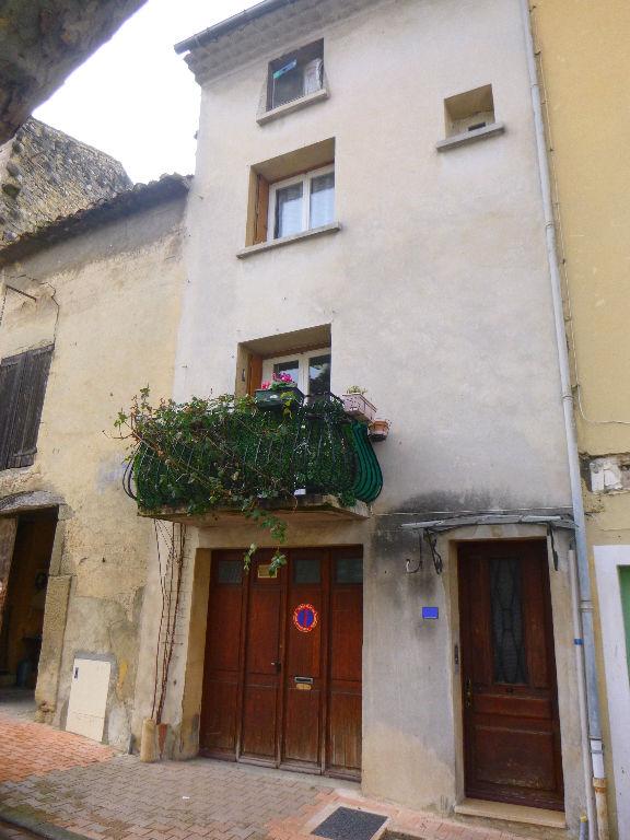 Maison de village Malaucène + garage
