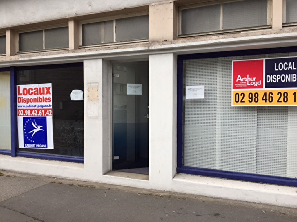 LOCAL COMMERCIAL - environ 100 m²