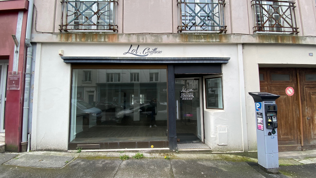 20 RUE DE LYON - LOCAL COMMERCIAL 50 m²
