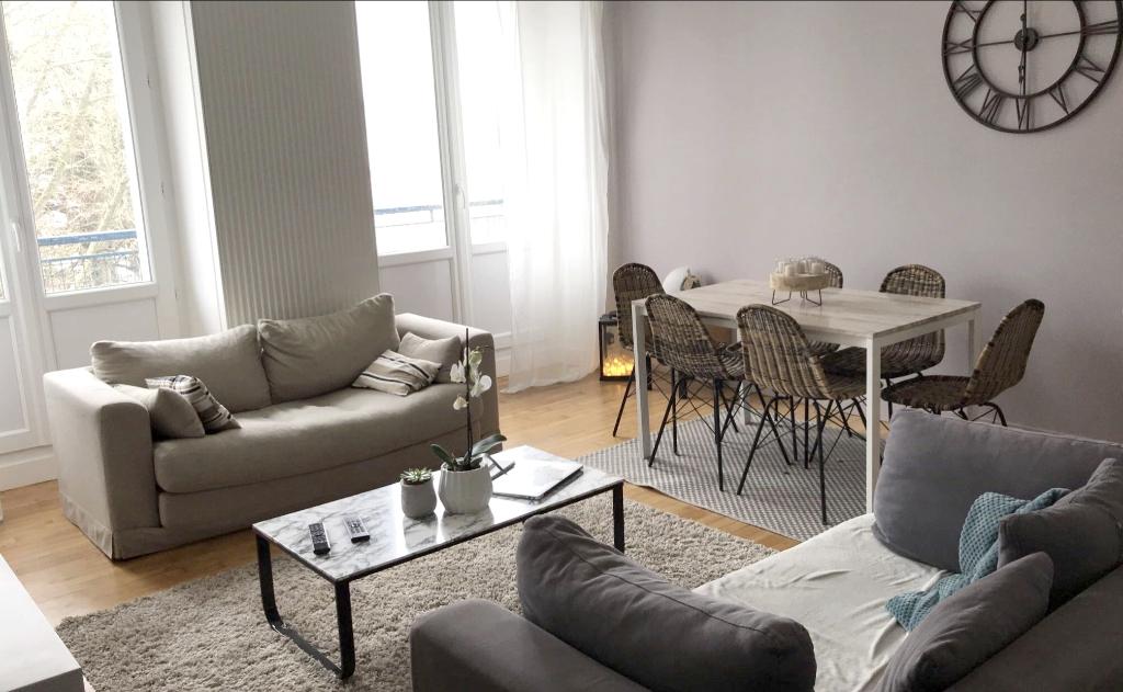 T4 - RUE MICHELET - 73.30 m²