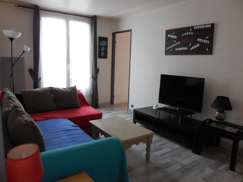 Appartement Brest 3 pièce(s) 53 m2